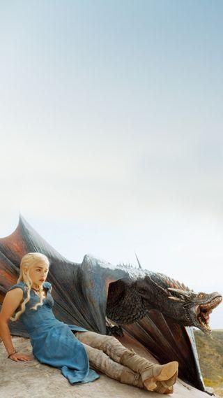 Обои на телефон таргариен, игра, дракон, khaleesi, got, gameofthrones, dragon, daenerys