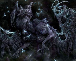 Обои на телефон фантазия, темные, сломанный, готические, ангел, broken angel