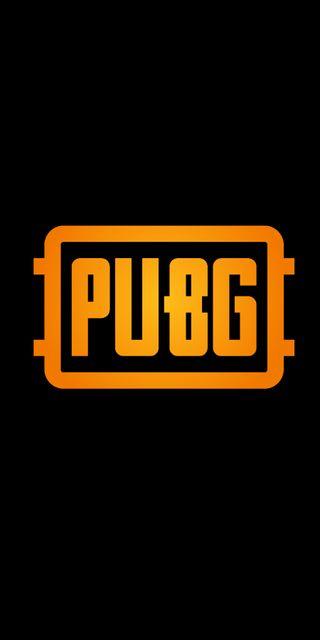 Обои на телефон черные, пабг, оружие, оранжевые, логотипы, игра, золотые, желтые, градиент, война, pubg logo gradient, pubg