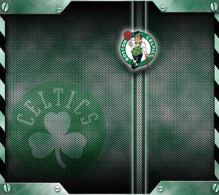Обои на телефон ирландские, нба, клевер, зеленые, бостон, баскетбол, nba, boston celtics