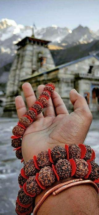Обои на телефон шив, шива, рука, махадев, кедарнатх, господин, rudraksham, rudraksh, pick up hand, hd, bholenath