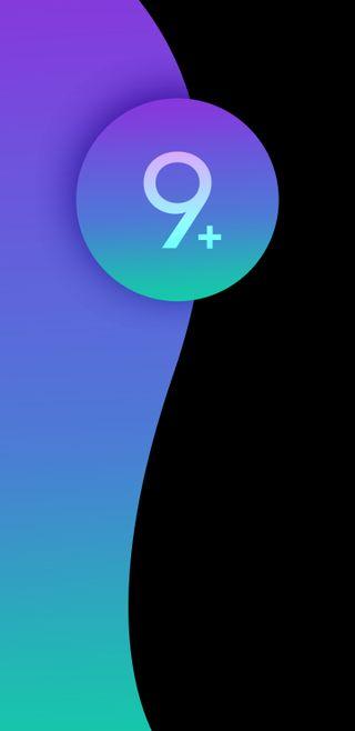 Обои на телефон самсунг, дизайн, градиент, галактика, samsung, s9 plus, s9, plys, galaxy