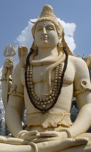 Обои на телефон шива, духовные, бог, god shiva-2