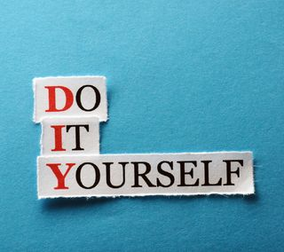 Обои на телефон фон, текст, слова, синие, себя, оно, мотивация, дизайн, do it yourself, diy