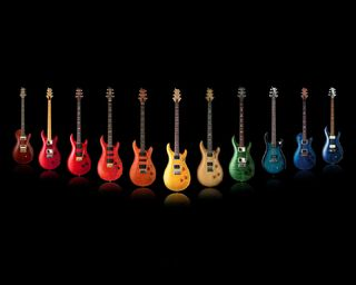 Обои на телефон вечеринка, цветные, музыка, красочные, гитара, colorful guitar