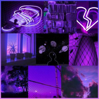 Обои на телефон эстетические, фиолетовые, милые, галактика, tumblr, galaxy, fotos moradas tumblr