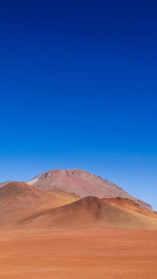 Обои на телефон пустыня, природа, пейзаж, горы