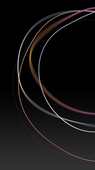 Обои на телефон премиум, черные, стандартные, свет, неоновые, абстрактные, xperia xz premium