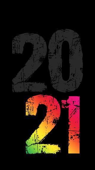 Обои на телефон год, счастливые, слова, новый, words wallpapers, welcome 2021, 2021 year, 2021