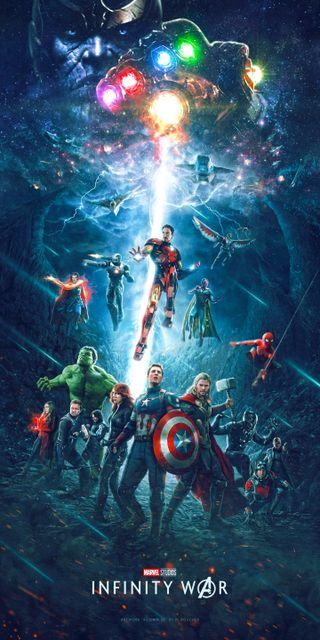 Обои на телефон бесконечность, мстители, война, avengers infinitywar