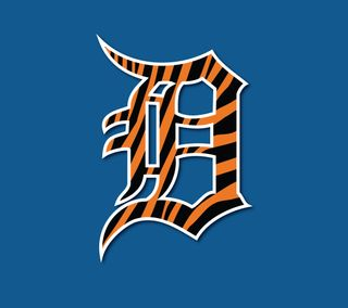 Обои на телефон тигры, тигр, полосы, бейсбол, mlb, detroit tiger stripe, detroit