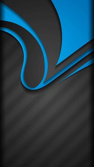 Обои на телефон стиль, синие, серые, красота, дизайн, грани, абстрактные, s7, edge style, beauty design