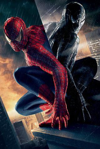 Обои на телефон фильмы, паук, марвел, веном, spider man 3, spider man, marvel, hd