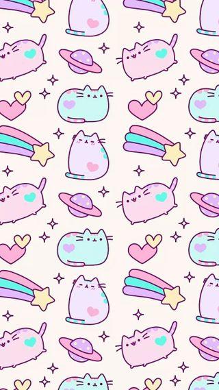 Обои на телефон радуга, коты, милые, cats n rainbows