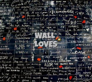 Обои на телефон духовные, цитата, фразы, стена, сердце, сердца, любовь, wall loves, love, espiritual