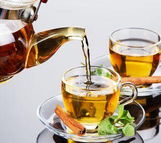 Обои на телефон чай, herb
