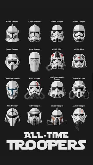 Обои на телефон штурмовики, шторм, войны, звезда, storm troopers, star wars