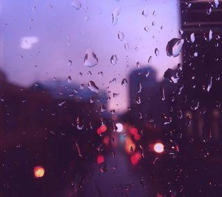Обои на телефон расплывчатые, мокрые, дождь, windowpane, vibe9, moisture, moist