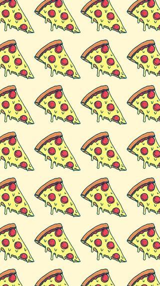 Обои на телефон пицца, еда, шаблон