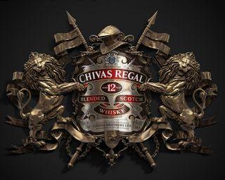 Обои на телефон виски, scotch whisky, regal, chivas, blended