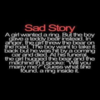 Обои на телефон sad story, девушки, грустные, дорога, мальчик, медведь, обнимать, кольцр, история, внутри
