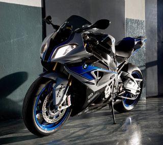 Обои на телефон германия, черные, синие, мотоциклы, мотоцикл, бмв, pirelli, castrol, bmw