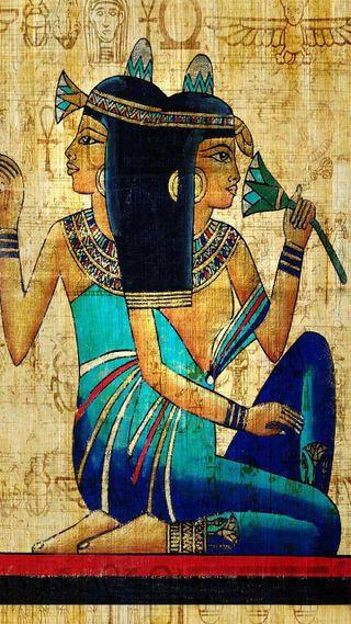 Обои на телефон египетский, египет, стиль