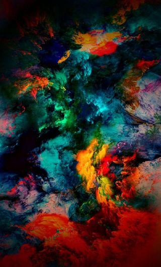 Обои на телефон mixed colors, абстрактные, цветные, случайные, смешанный