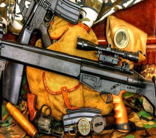 Обои на телефон снайпер, военные, оружие, бомба, refile