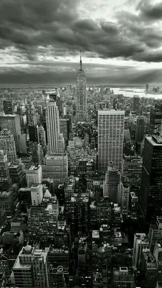 Обои на телефон здания, новый, йорк, империя, город, empire state building