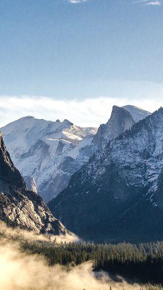 Обои на телефон рендж, природа, пейзаж, новый, горы, hd 4k, full