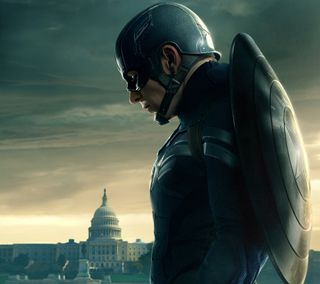 Обои на телефон марвел, капитан, герой, америка, marvel