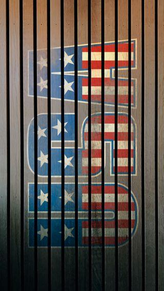 Обои на телефон текст, сша, простые, полосы, патриотический, июль, звезды, дерево, америка, usa, us, spangeled, hd, 4е, 4th july
