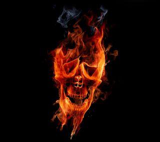 Обои на телефон череп, дизайн, графика, skull 3d, hd skull, 3д, 2012