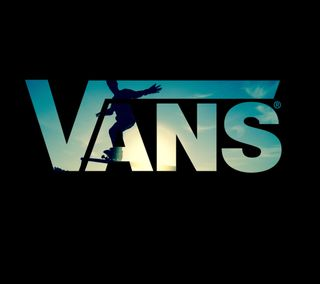 Обои на телефон стена, скейтборд, логотипы, бренды, vans off the wall, vans
