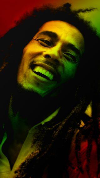 Обои на телефон певец, гитара, боб, singer-songwriter, musician, jamaican