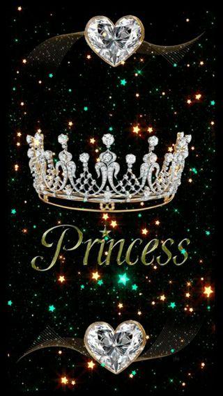 Обои на телефон принцесса, тема, девчачие, блестящие, tiara, princess tiara theme, hd, girly princess, 3д, 3d