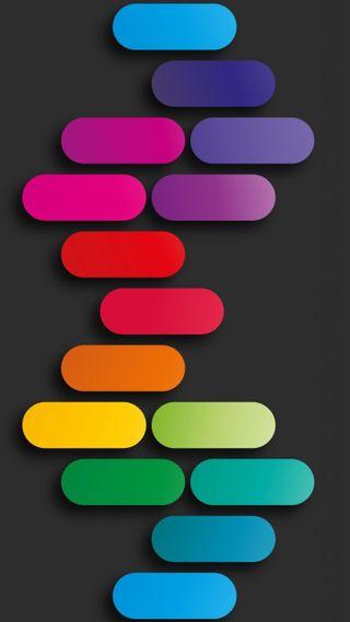 Обои на телефон шаблон, цветные, умный, материал, дизайн, абстрактные, smart pill, qhd, pills, helix, hd, 929