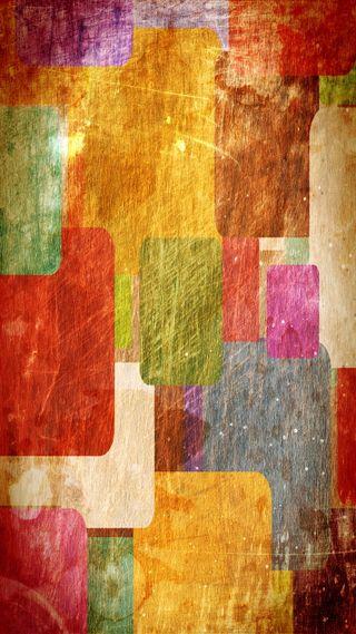Обои на телефон геометрические, цветные, фон, мотивация, абстрактные
