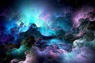 Обои на телефон цветные, галактика, galaxy