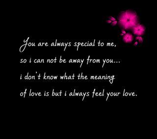 Обои на телефон специальные, я, любовь, высказывания, special to me, love