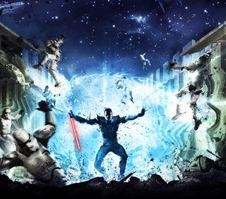 Обои на телефон ситх, сила, джедай, звезда, войны, the force unleashed, starkiller, star wars