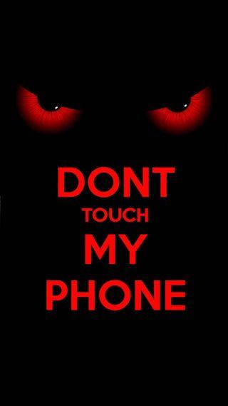 Обои на телефон clam, keep, телефон, экран, блокировка, не, спокойствие, мой, трогать, сегодня