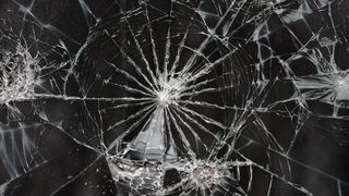 Обои на телефон сломанный, экран, трещина, телефон, стекло, маленький, small crack