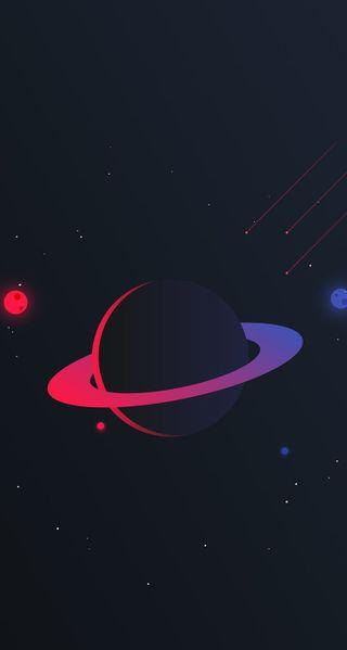 Обои на телефон планеты, наса, космос, saturno, nasa