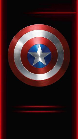 Обои на телефон комиксы, капитан, грани, герой, америка, captain america edge