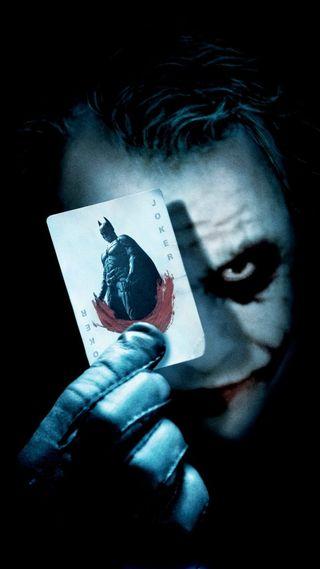 Обои на телефон джокер, бэтмен, dc comix