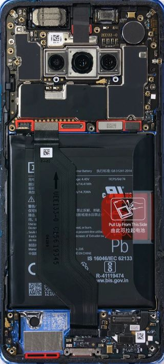 Обои на телефон фулл хд, популярные, телефон, высокий, oneplus7t, oneplus, one plus, motherboard, internals, high resolution, dope