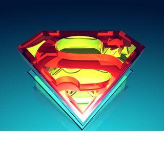 Обои на телефон герои, супермен, dc