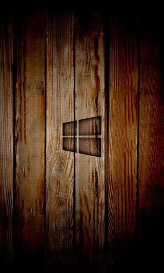 Обои на телефон текстуры, логотипы, дерево, гореть, wp over wood, windows